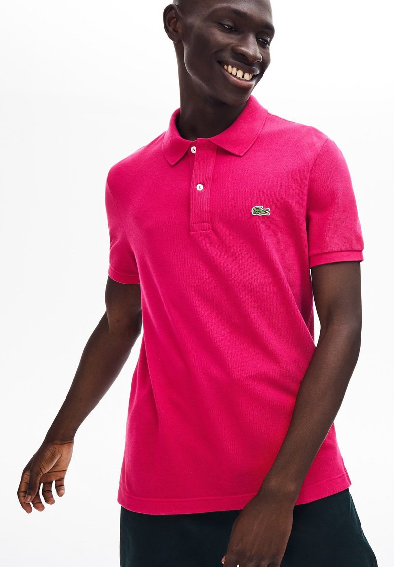 Lacoste - PH4012 - Polo - rose fushia