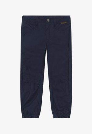 LAKESIDE PANTS KIDS - Długie spodnie trekkingowe - night blue
