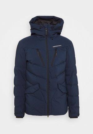 FROST SKI - Ski jacket - blue shadow