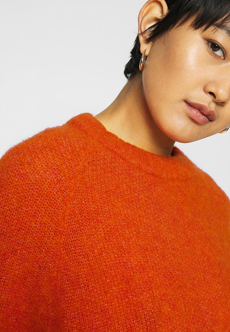 American Vintage EAST - Strickpullover - orange sFAJEN