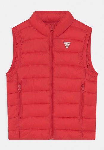 TODDLER PADDED CORE UNISEX - Waistcoat - red flame