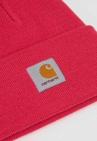 Carhartt WIP - WATCH HAT UNISEX - Beanie - ruby pink - 5