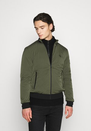 ZIP UP HARRINGTON - Bomber Jacket - deep depths