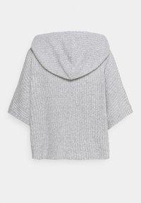 Calvin Klein Underwear - COZY LOUNGE HOODIE - Pyjama top - grey heather - 1
