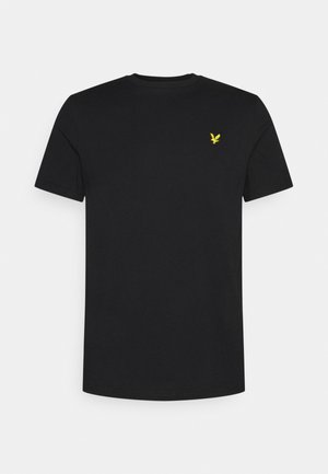 PLAIN - T-shirt - bas - jet black