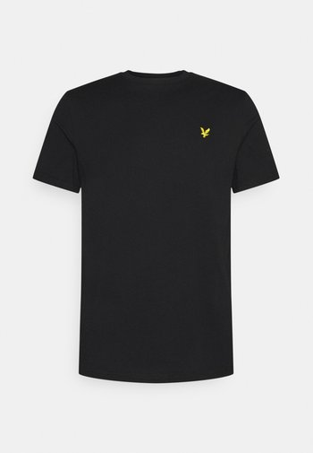 PLAIN - T-shirt - bas - jet black