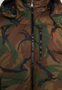 Polo Ralph Lauren - CAP JACKET - Down jacket - british elmwood - 7