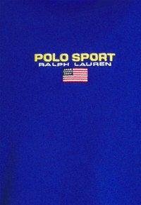 Polo Sport Ralph Lauren - SHORT SLEEVE - T-shirt con stampa - sapphire star - 2