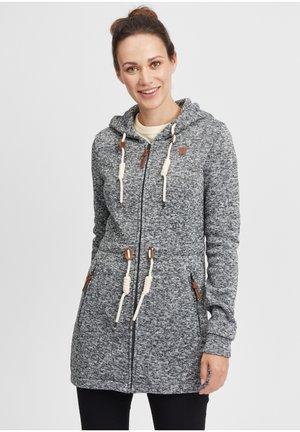Fleece jacket - dark grey