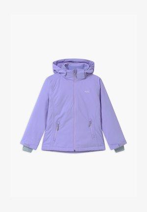 MAISEY UNISEX - Snowboard jacket - lavender