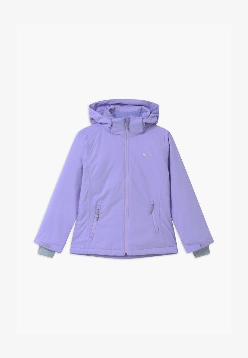 Rojo - MAISEY UNISEX - Snowboard jacket - lavender