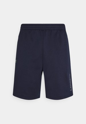 TECH SHORT - Short de sport - navy blue