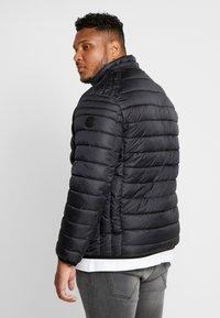s.Oliver - OUTDOOR - Light jacket - black - 3