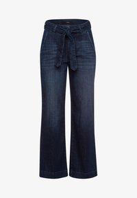 zero - Straight leg jeans - mid blue authentic wash - 4