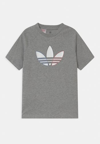 TEE UNISEX - Camiseta estampada - medium grey heather