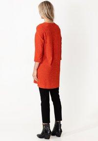 Indiska - MISHA - Jersey dress - red - 0