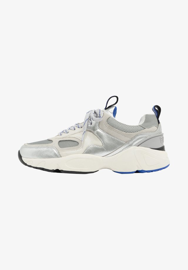CHUNKY  - Sneakers laag - silver