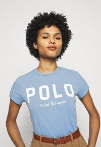 Polo Ralph Lauren - Print T-shirt - carolina blue - 3