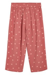 Next - SET - Trousers - red - 4