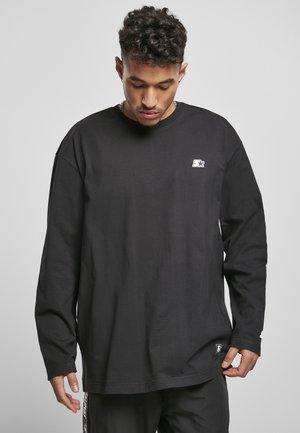 ESSENTIAL  - Pitkähihainen paita - black