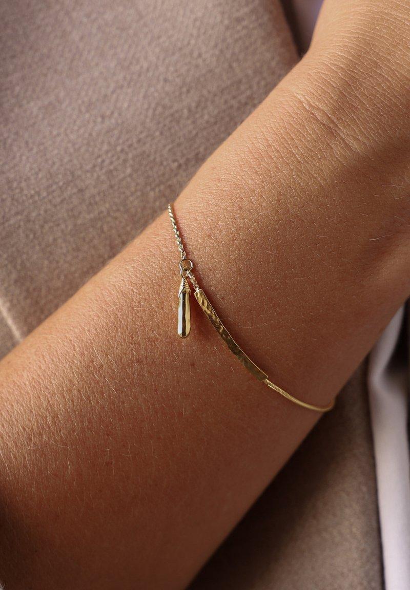 Violet Hamden - Bracelet - gold