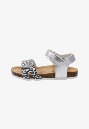 Sandals - plateado