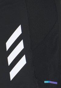 adidas Performance - AGRAVIC PRO SHORTS - Krótkie spodenki sportowe - black - 6