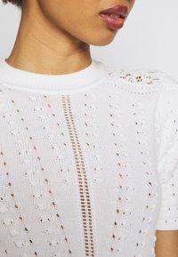 See by Chloé - T-shirt imprimé - white - 5