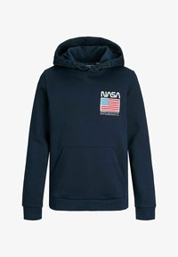 Jack & Jones Junior - NASA - Hoodie - navy blazer - 0