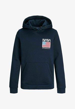 NASA - Hoodie - navy blazer