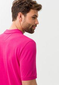 BRAX - STYLE PETE - Polo shirt - pink (71) - 3