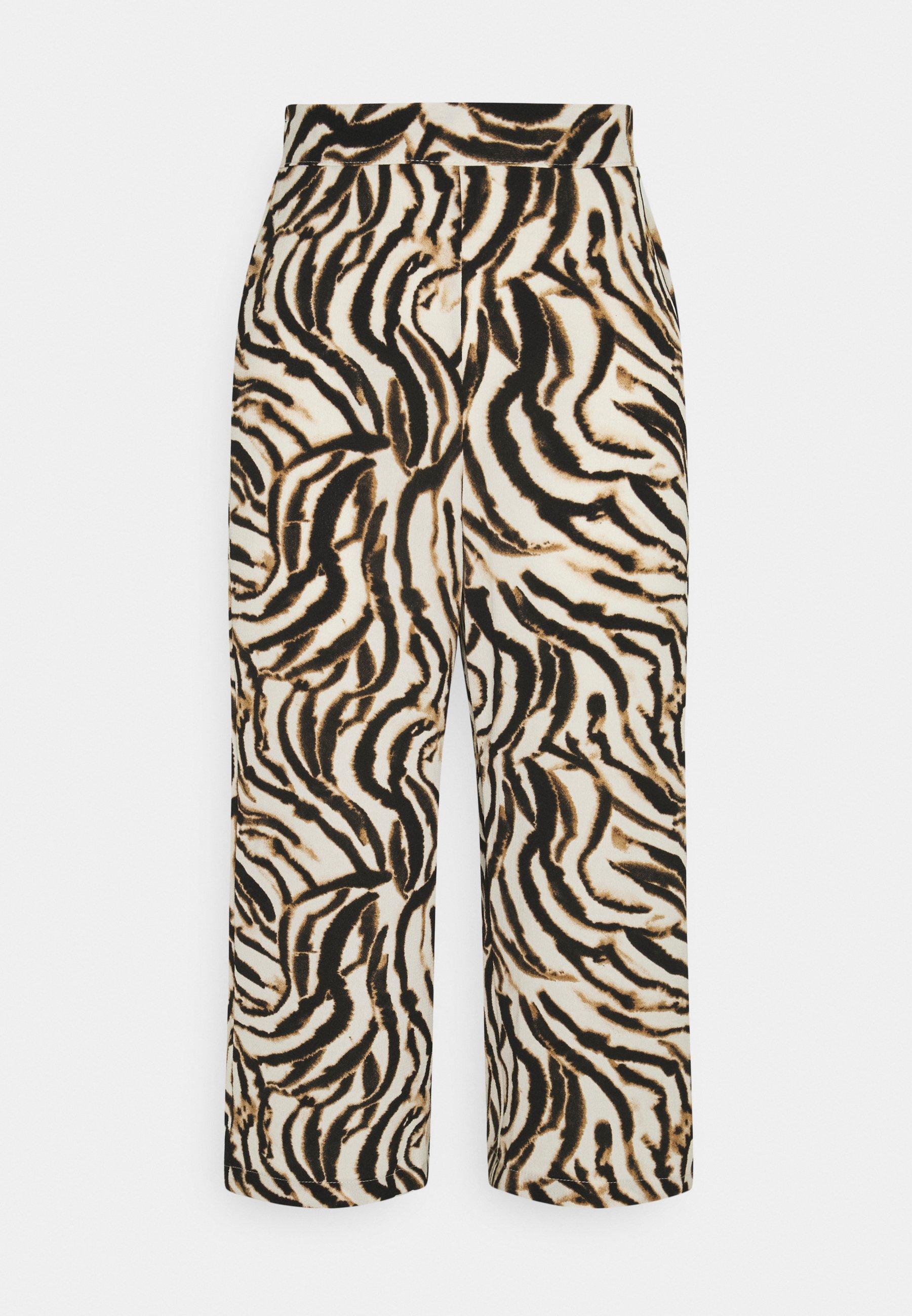 Femme VMSAGA CULOTTE PANT - Pantalon classique