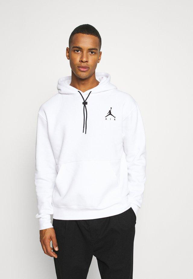 JUMPMAN AIR - Hoodie - white/black