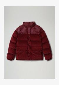 Napapijri - A-KAMPPI - Winter jacket - vint amarant - 1