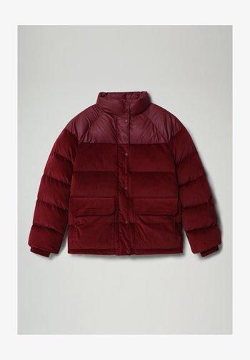 A-KAMPPI - Winter jacket - vint amarant