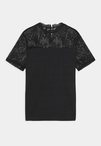 Pieces - PCPINA - Print T-shirt - black - 1