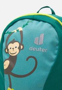 Deuter - PICO UNISEX - Rucksack - dustblue/alpinegreen - 4