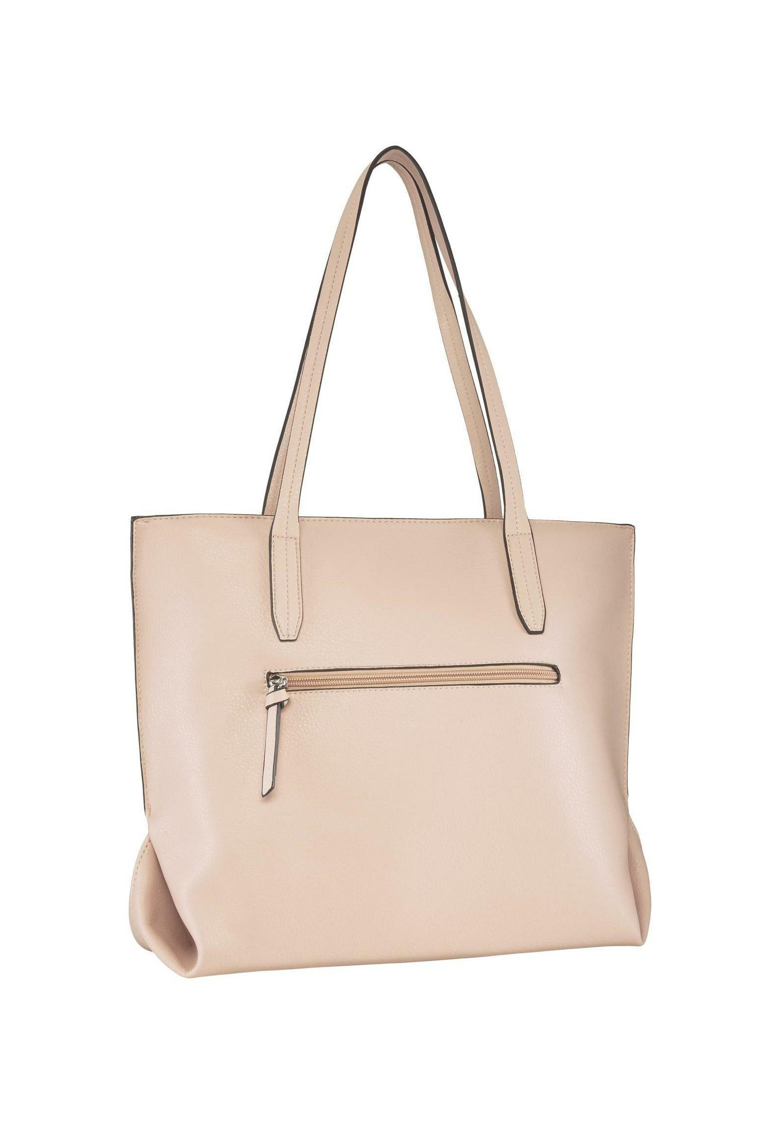 TOM TAILOR BAGS SHOPPER LUCCA - Tote bag - mid rose