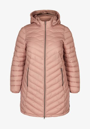 Winter coat - rose