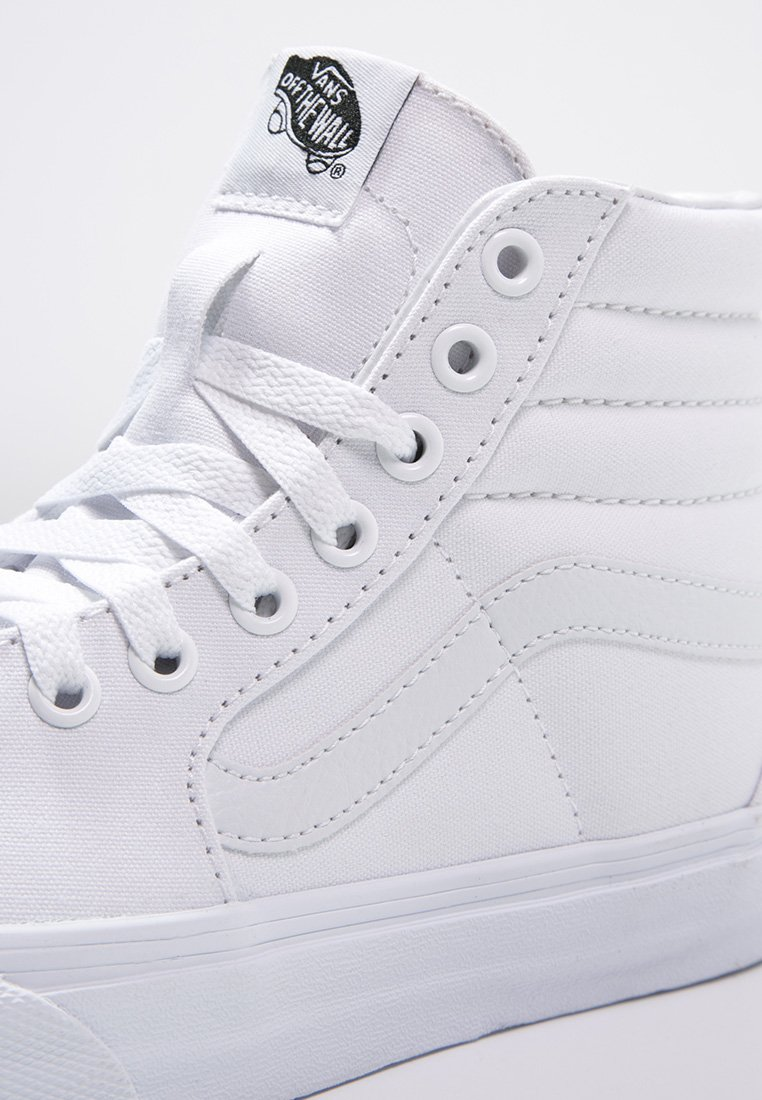 Vans Sk8-hi - Sneakersy Wysokie True White