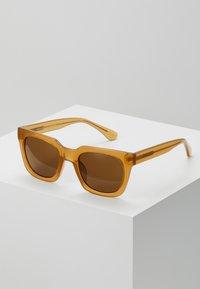 A.Kjærbede - NANCY - Sunglasses - light brown transparent - 0