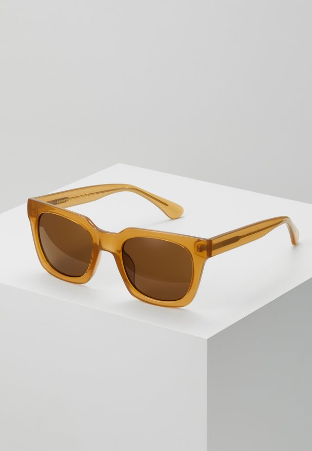 NANCY - Sonnenbrille - light brown transparent