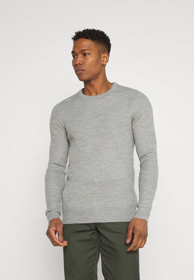 LENOX - Trui - light grey melange