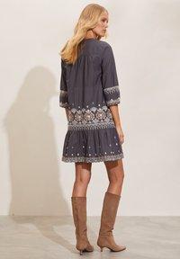 Odd Molly - LEILANI - Day dress - asphalt - 2