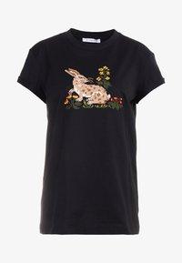 Vivetta - T-shirt con stampa - black - 4