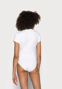 Calvin Klein Underwear - ONE LOUNGE SUIT  - Body - white - 2