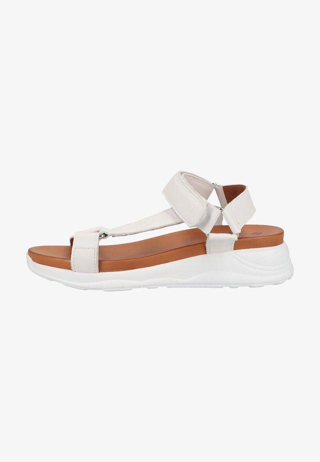 Sandales de randonnée - white