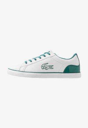 LEROND - Tenisky - white/green
