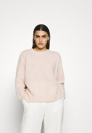 WOMEN - Jumper - rose quartz