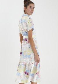 ICHI - Shirt dress - multi color - 1